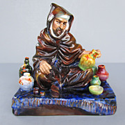 Vintage Royal Doulton Character Figure - &quot;The Potter&quot; - c. 1930s - Retired
