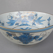 Beautiful Large Porcelain Fruit or Salad Bowl