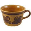 Metlox Poppy Trail Cup Carmel Pattern c. 1969