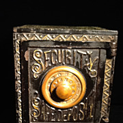 Security Safe Deposit Iron Safe Bank