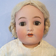 Loveliest Simon Halbig / Kammer Reinhardt Antique Doll 24""