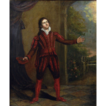 18th Century British Portrait of the Actor David Garrick (1717-1779)