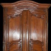 18th Century French Provincial Armoire