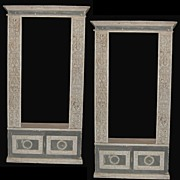 Decorative Pair of Bookcases