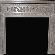 English Adams Design Mantel
