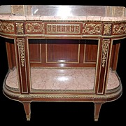 French Regency Console