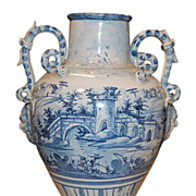 Antique Italian Jug