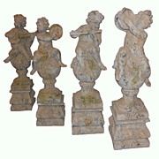 Set of Musical Cherubs