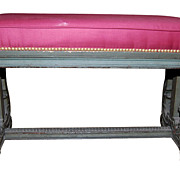 French Window Bench