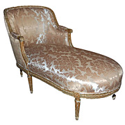 French Louis XVI Chaise