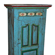 Decorative Painted Cupboard