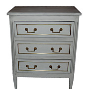 Painted Directoire Chest