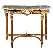French Louis XVI Console
