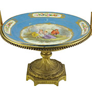 French Sevres Tazza