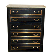 High Style Directoire Chest