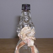 Babs Creation Inc. Figural Perfume 1939 Yesteryear/Scarlett O'Hara