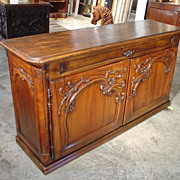 Louis XV Style Buffet from Poitiers, France