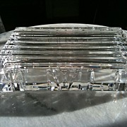 Tiffany & Company Crystal Atlas Box