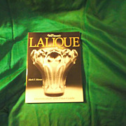 Lalique Identification & Price Guide Mark F. Moran ca: 2004