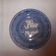 SALE Princeton University 1930 Graduate College  Wedgwood Collector Plate