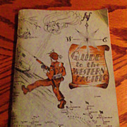 SOLD Guide To The Western Pacific - Restricted -1944
