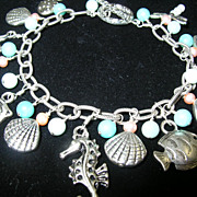 By the Sea Charm Bracelet