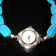 Sky Blue Watch