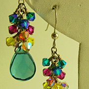 Hawaiian Sunset Earrings