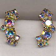 D&E aka Juliana Aurora Earrings