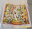 Vintage..Washington State Map Apron...New Condition