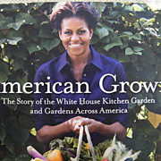 RARE..Facsimile..Mock-Up..American Grown By Michelle Obama....PRE Publication