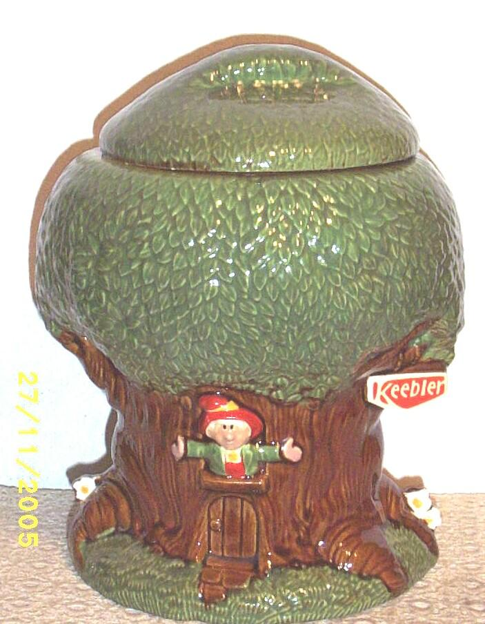 Antique Cookie Jars