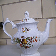 Vintage Myott HARVEST Coffee Pot ..#24..Made In England...Excellent Condition!