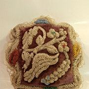 Native American Beaded Pin Cushion...