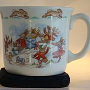 Royal Doulton �Bunnykins� English Bone China Child�s Mug