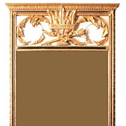 "Neoclassical Gilt Mirror - 36"" W x 54"" L"
