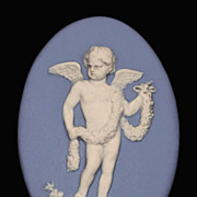 Wedgwood Neoclassical Porcelain Medallion