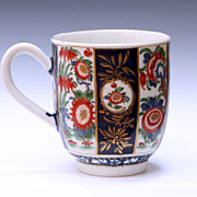 Dr. Wall Worcester Cup - Circa 1753-83