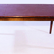 William IV Mahogany Officers Field Campaign Desk