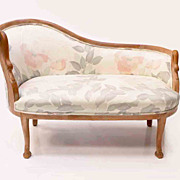 Biedermeier Neoclassical Chaise