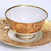 Flight Barr & Barr Cup and Saucer