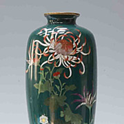 Fine Quality Cloisonne Vase