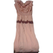 Vintage Nylon Nightgown Dress Style