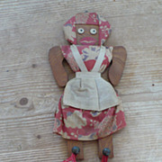 Black Americana Mammy Potholder Holder
