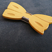 Larger Bakelite Barrette