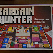 VINTAGE Game Bargain Hunter, Will Your Credit Be Approved, 1981