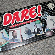 VINTAGE Game of Dare!  How Far Will You Go to Win?  1988