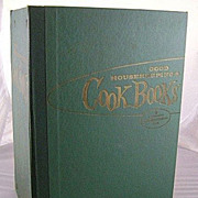VINTAGE Set of 20 Good Housekeeping's Cookbooks, COMPLETE in Original Binder