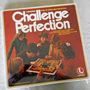 SOLD VINTAGE Challenge Perfection by Lakeside, SEALED, 1978