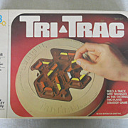 Tri-Trac, Build a Track w/Triangles, 1980, Milton Bradley